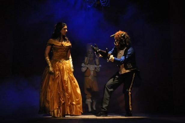 """Conto francês """"A Bela e a Fera"""" é sucesso de público-  Foto: Divulgação"""