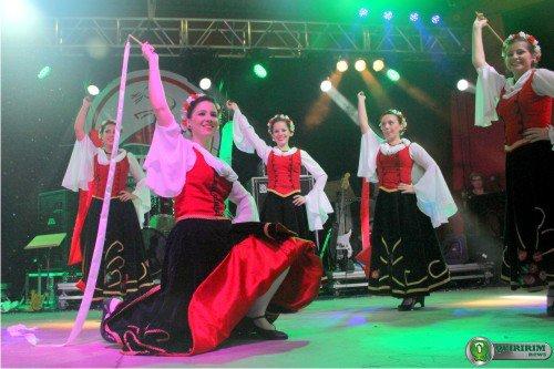 Grupo Folclórico Italiano Santa Lucia - Foto: Quiririm News