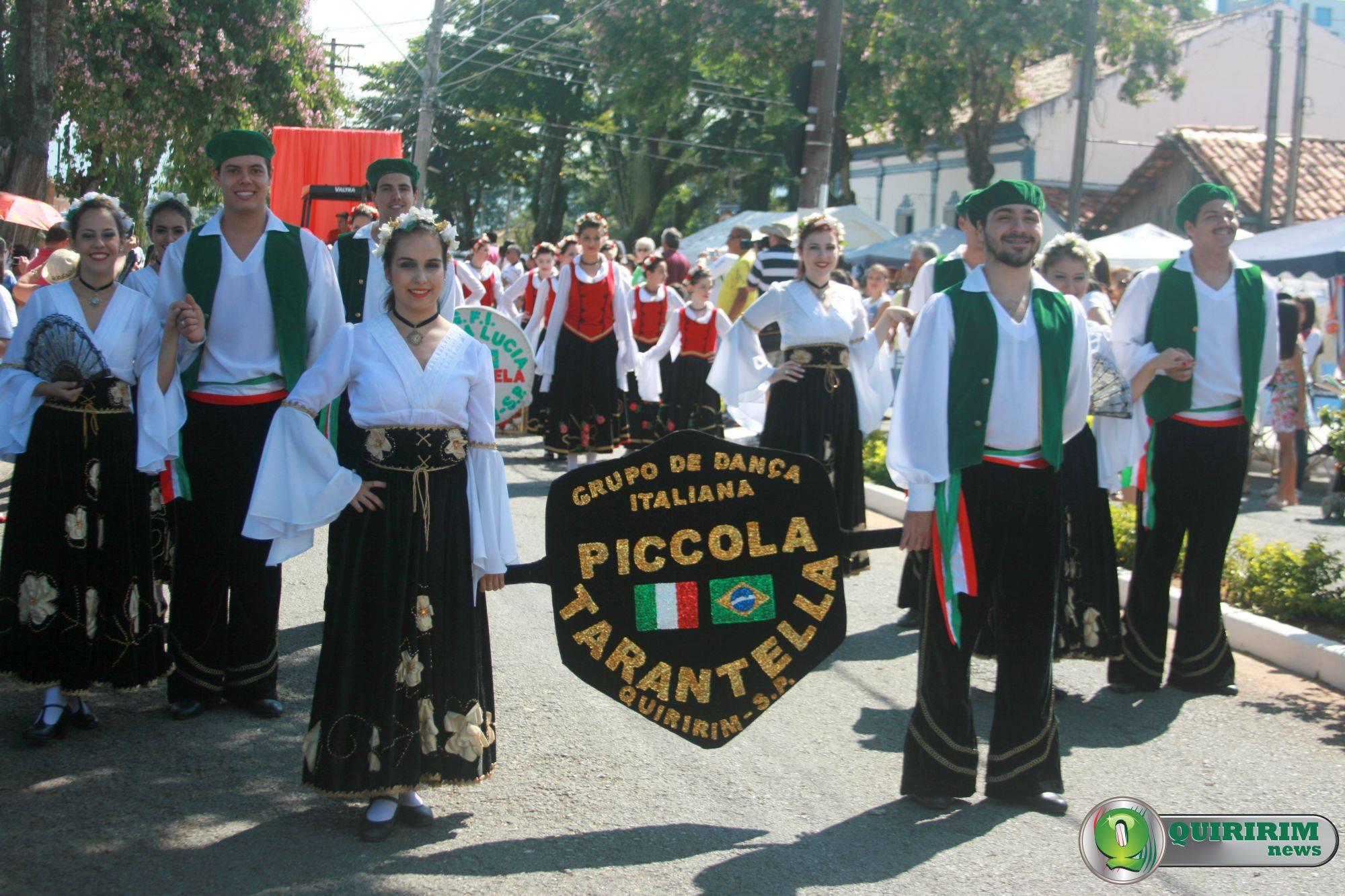 Suficiente Seis coisas que você precisa fazer na Festa Italiana de Quiririm  HV22