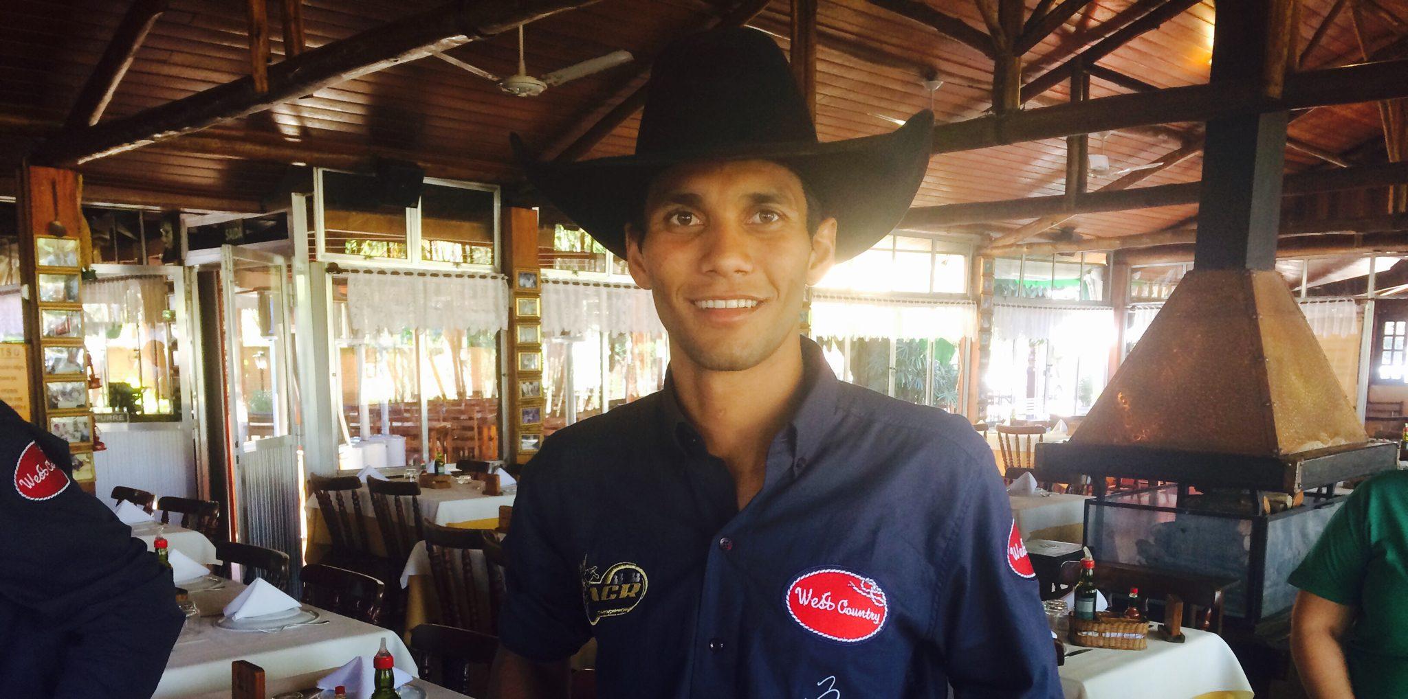 Alisson de Souza, campeão de Barretos 2017