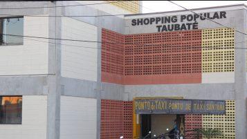 Shopping popular de Taubaté pode ter nome de ex-vereador