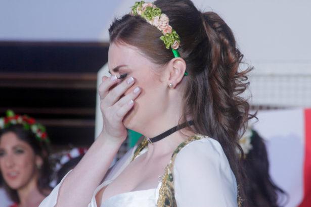 Victoria De Pra Serafim, Rainha da Festa de Quiririm 2018